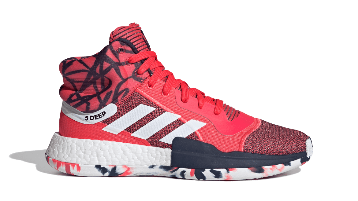 54e9e933fc99 Adidas Marquee Boost Performance Review
