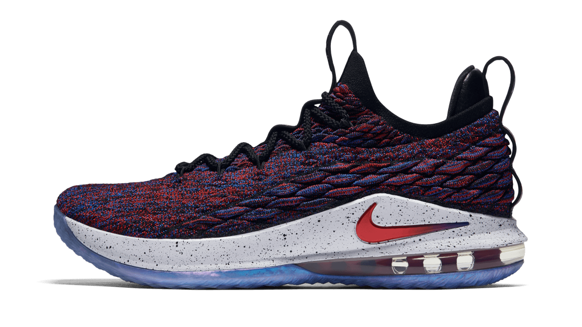 new concept 4d890 0c217 Nike Lebron 15 Low