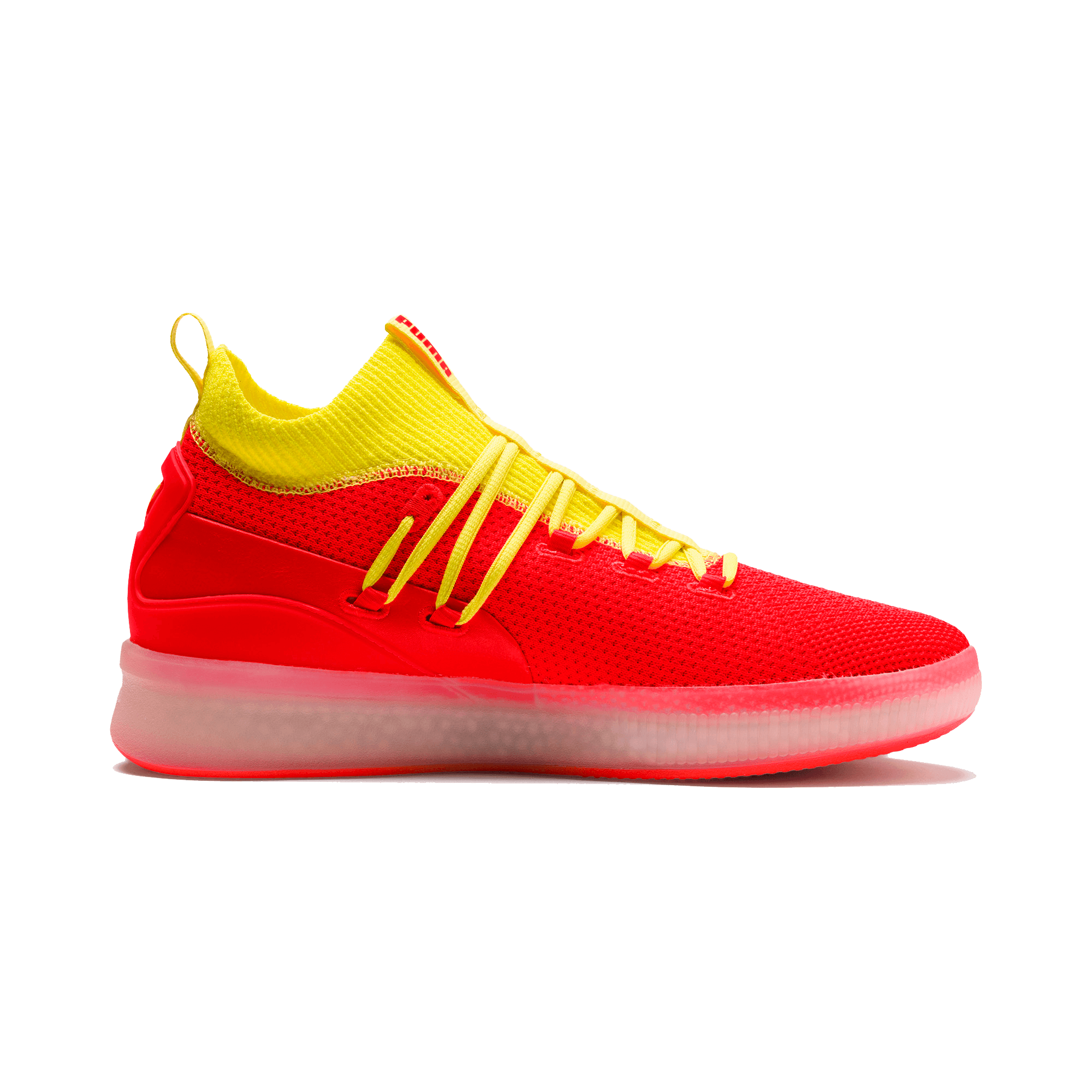 9bf6ed552335 Puma Clyde Court Disrupt Performance Review