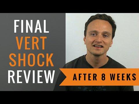 Vert Shock Review after 8 weeks of training - Does Vert Shock work?