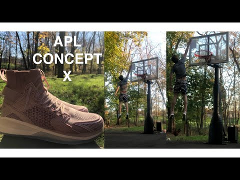 APL CONCEPT X REVIEW AND JUMP TEST