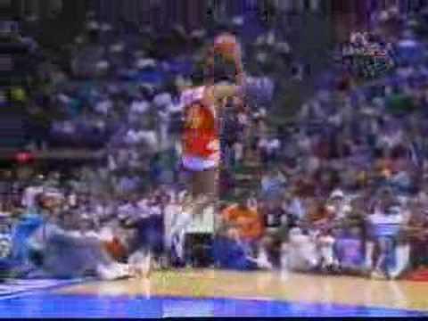 spud webb dunk contest