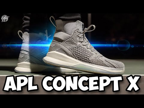 APL Concept X Performance Review! Increase Your Verticle?!