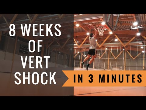 Vert Shock Review: My Results of Week 0 to 9