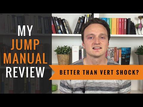 My Jump Manual Review - Better than Vert Shock?