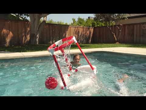 GoSports Splash Hoop Basketball Pool Game 2019