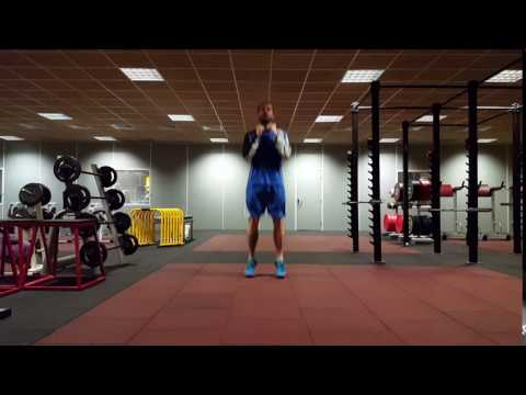 Two Foot Ankle Hops Lukasz Lojas