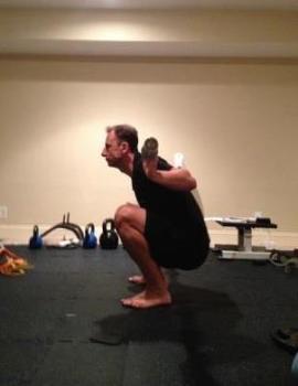 squat bad form