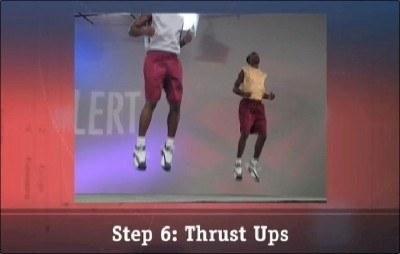Thrust Ups