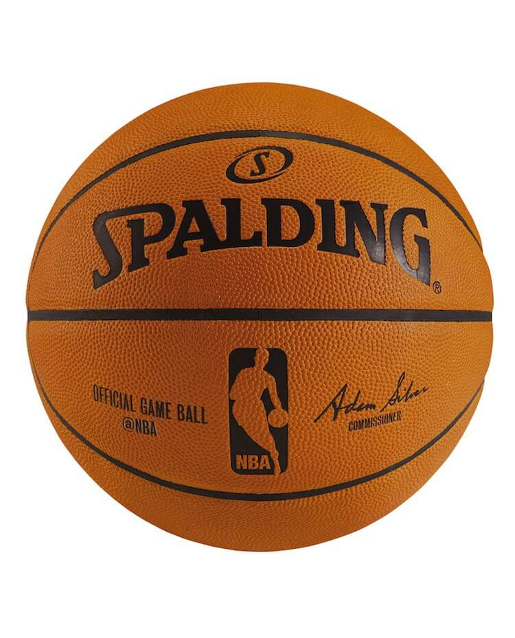 The Official NBA Basketball