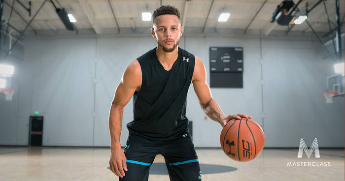 Masterclass Steph Curry Review