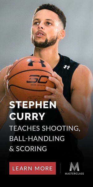 steph curry masterclass