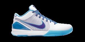 Kobe 4 Low Top Basketball Shoe